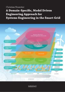Book Cover: A Domain-Specific, Model Driven Engineering Approach for Systems Engineering in the Smart Grid